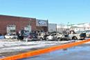 Cinq véhicules incendiés à l'Auberge Gouverneur