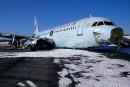 Atterrisage raté à Halifax: les passagers ont été «très chanceux»