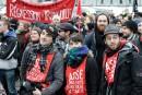 La mobilisation contre l'austérité ne faiblira pas, prometl'ASSÉ