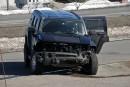Il emboutit des autopatrouilles avec un Hummer: la police tire