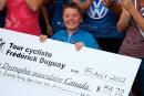 Dystrophie musculaire : le jeune Frédérick Duguay est décédé