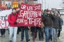 Des profs se rangent derrière les étudiants en grève