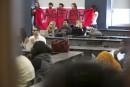 UdeS: un retour en classe perturbé (vidéo)