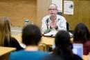 Injonction à l'Université Laval: le cours se déroule sans entrave