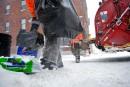 Collecte des matières résiduelles à Québec: des amendes aux fautifs