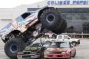 Aux <i>monster trucks </i>de fermer le Colisée Pepsi