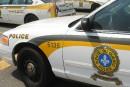 Courte poursuite policière dans les Bois-Francs