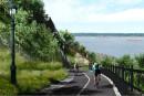 Plaines d'Abraham: 300 arbres contre un sentierpour piétons et cyclistes
