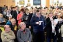 Saint-Augustin: les élus bombardés de questions