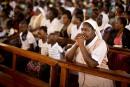 Pâques sous le signe du deuil au Kenya