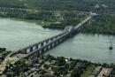 Un autre été pénible au pont Mercier