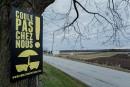 Projet d'oléoduc Énergie Est: le mouvement d'opposition fait des «petits»