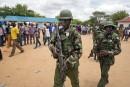 Le Kenya bombarde deux camps shebab en Somalie