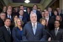 Garderies: Couillard ne regrette pas d'avoir rompu sa promesse électorale