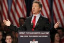 Rand Paul dans la course à la Maison-Blanche