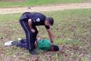 L'homme tué par un policier s'était battu avec l'agent juste avant