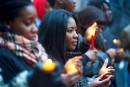 Une vigile pour les victimes de Garissa