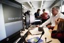 Cyberattaque TV5: la France privilégie la piste d'un «acte terroriste»