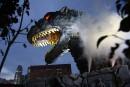 Godzilla nommé ambassadeur du tourisme à Tokyo