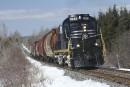 Véloroute dans Beauce-Sartigan: le train craint la voie d'évitement