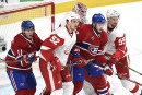 Red Wings 3 - Canadien 4 (prolongation)
