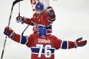 Deux points pour le Canadien et un record pour Price