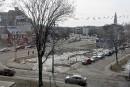 «On veut pas débâtir la moitié de la ville pour faire un SRB», dit Labeaume