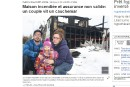 Les déboires du couple magogois font réagir sur le web