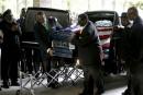 Caroline du Sud: des centaines de personnes aux funérailles de Walter Scott
