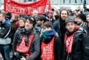 Plus qu'une poignée d'étudiants grévistes à Québec