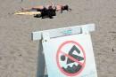 Fleuve Saint-Laurent: pas de police de la baignade, dit Verret