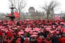 Le forum Action Climat s'ouvre à Québec après une imposante manif
