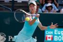 Eugenie Bouchard demeure au septième rang mondial