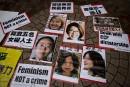 La Chine libère cinq militantes féministes
