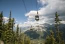 L'euphorie des hauteurs à Banff