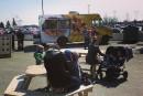 Cuisine de rue: des camions à Saint-Bruno