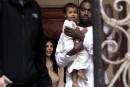 Kim Kardashian sur le lieu de la crucifixion de Jésus