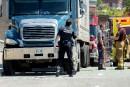 Mort de Déliska Bergeron: le camionneur a commis «une grosse erreur»