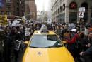Manifestation à New York contre la violence policière
