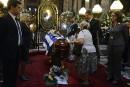 L'Uruguay rend un dernier hommage à Eduardo Galeano