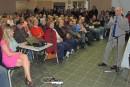 Recours collectif: une réunion d'information attire les foules