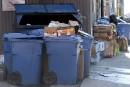 Ordures et recyclage: Québec «est la risée de la province», dit Shoiry