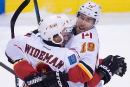 Kris Russell procure la victoire aux Flames