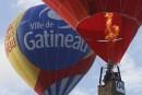 Un pavillon interactif pour le Festival de montgolfières