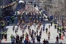 Boston pour voir le marathon