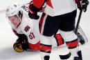MarkStone blessé, Bryan Murray mécontent