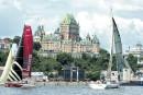 Grands Voiliers: Labeaume a toujours bon espoir d'obtenir l'argent d'Ottawa