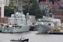 Halifax: des marins accusés d'agression sexuelle