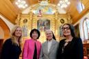 Monastère des Augustines: trois femmes d'affaires et de coeur mènent la restauration à terme