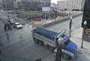 Les commerçants de la rue Saint-Joseph exaspérés par les camions du chantier voisin